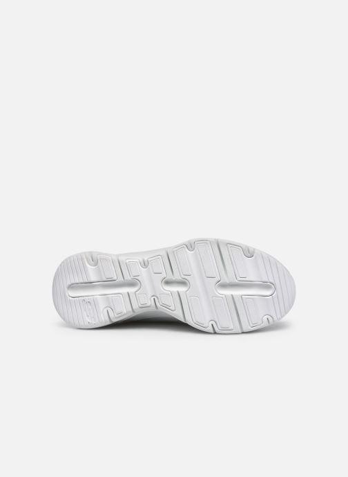 Sneaker Skechers ARCH FIT CITI DRIVE W weiß ansicht von oben
