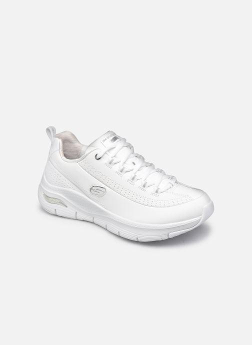 Sneaker Skechers ARCH FIT CITI DRIVE W weiß detaillierte ansicht/modell