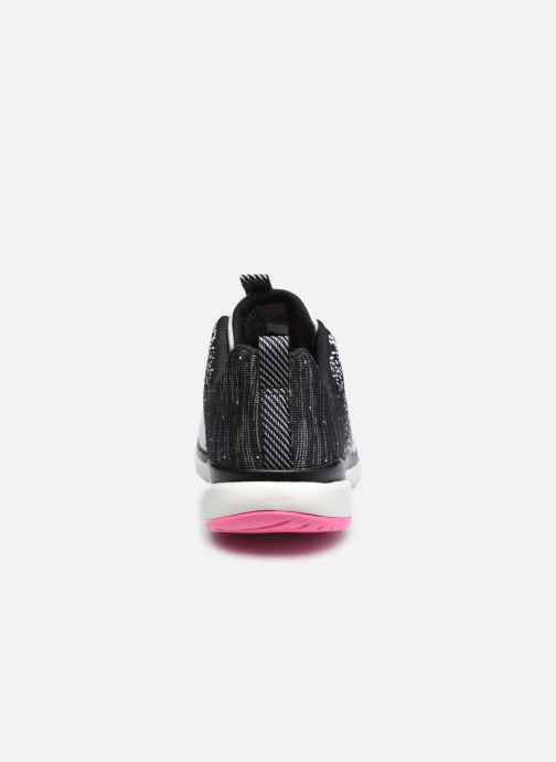 Zapatillas de deporte Skechers FLEX APPEAL 3.0 W Blanco vista lateral derecha