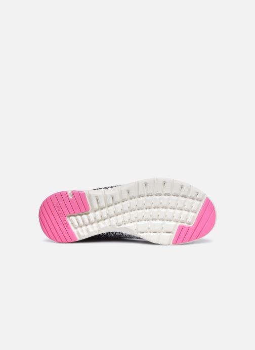 Zapatillas de deporte Skechers FLEX APPEAL 3.0 W Blanco vista de arriba