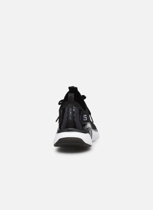 Chaussures de sport Skechers SOLAR FUSE GRAVITY EXPERIENCE W Noir vue droite