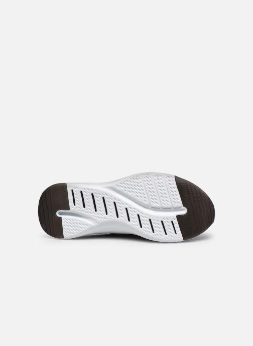 Chaussures de sport Skechers SOLAR FUSE GRAVITY EXPERIENCE W Noir vue haut