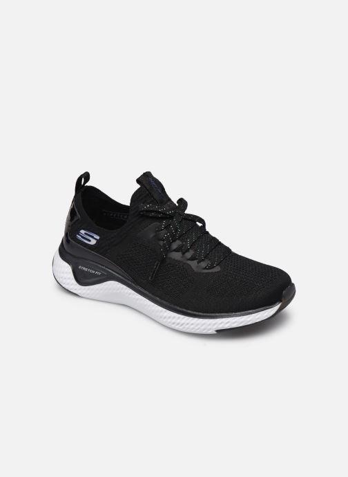 Chaussures de sport Skechers SOLAR FUSE GRAVITY EXPERIENCE W Noir vue détail/paire