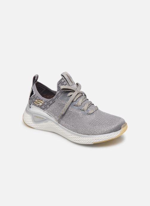 Chaussures de sport Skechers SOLAR FUSE GRAVITY EXPERIENCE W Argent vue détail/paire