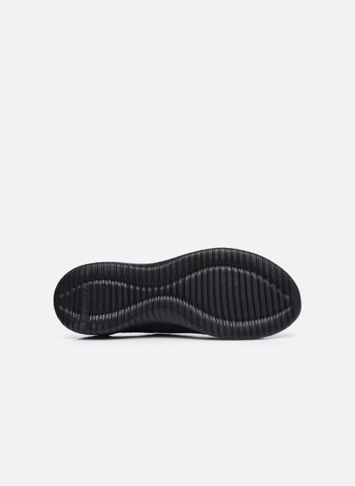Chaussures de sport Skechers ULTRA FLEX WILD JOURNEY W Noir vue haut