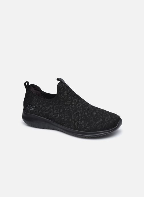 Zapatillas de deporte Skechers ULTRA FLEX WILD JOURNEY W Negro vista de detalle / par