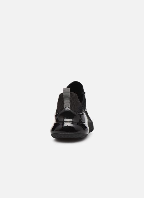 Sneakers Skechers SKECH-AIR STRATUS SPARKLING WIND W Nero immagine destra