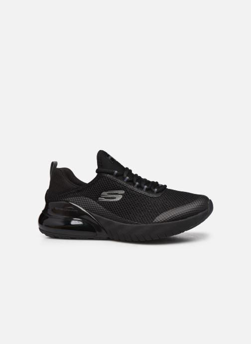 Sneakers Skechers SKECH-AIR STRATUS SPARKLING WIND W Nero immagine posteriore