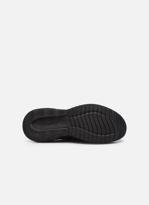 Sneakers Skechers SKECH-AIR STRATUS SPARKLING WIND W Nero immagine dall'alto