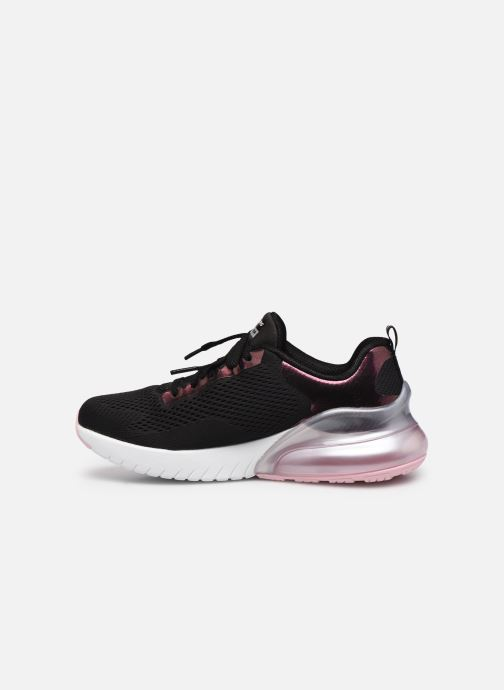 Sneakers Skechers SKECH-AIR STRATUS GLAMOUR TOUR W Nero immagine frontale