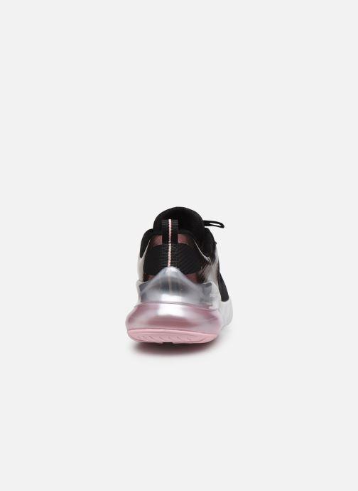 Sneaker Skechers SKECH-AIR STRATUS GLAMOUR TOUR W schwarz ansicht von rechts