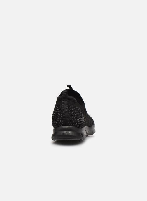Chaussures de sport Skechers GRATIS W Noir vue droite
