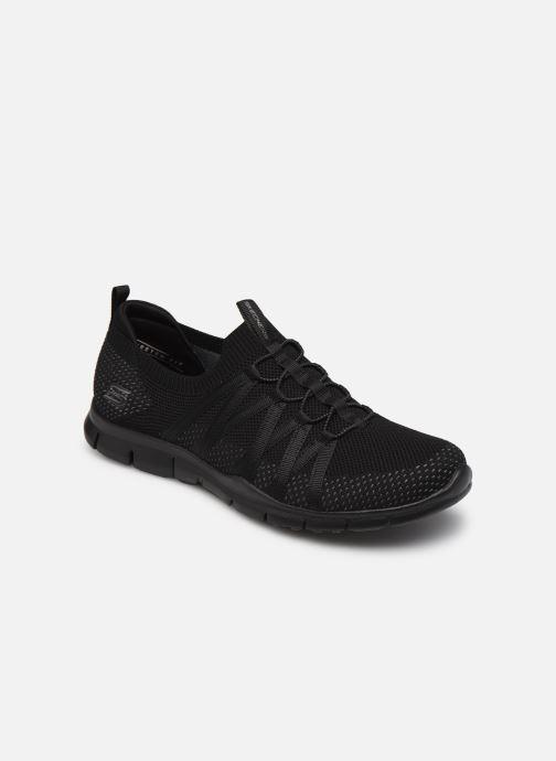 Chaussures de sport Skechers GRATIS W Noir vue détail/paire