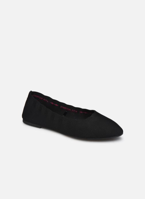 Bailarinas Skechers CLEO BEWITCH W Negro vista de detalle / par