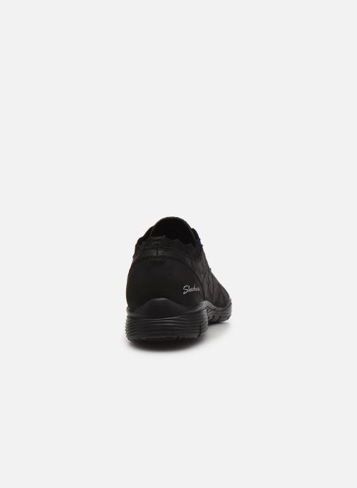 Baskets Skechers SEAGER W Noir vue droite