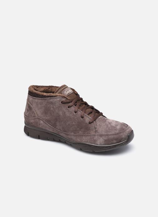 Sneaker Skechers SEAGER W braun detaillierte ansicht/modell