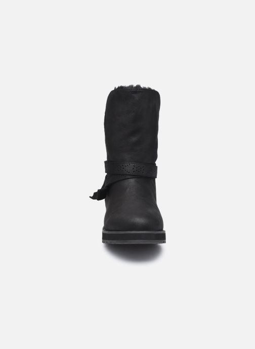 Boots en enkellaarsjes Skechers KEEPSAKES 2.0 W Zwart model