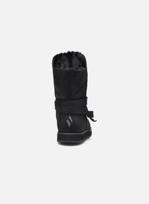 Botines  Skechers KEEPSAKES 2.0 W Negro vista lateral derecha