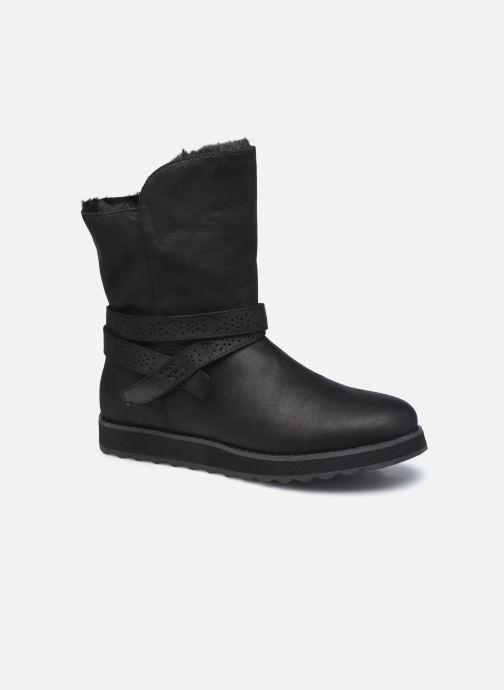 Boots en enkellaarsjes Skechers KEEPSAKES 2.0 W Zwart detail