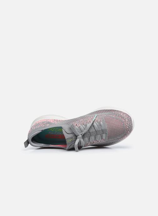 Chaussures de sport Skechers ULTRA FLEX W Gris vue gauche