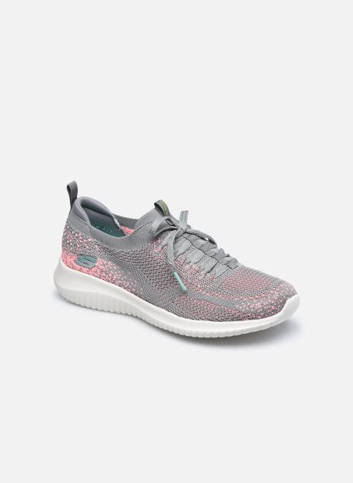 Chaussures de sport Skechers ULTRA FLEX W Gris vue détail/paire