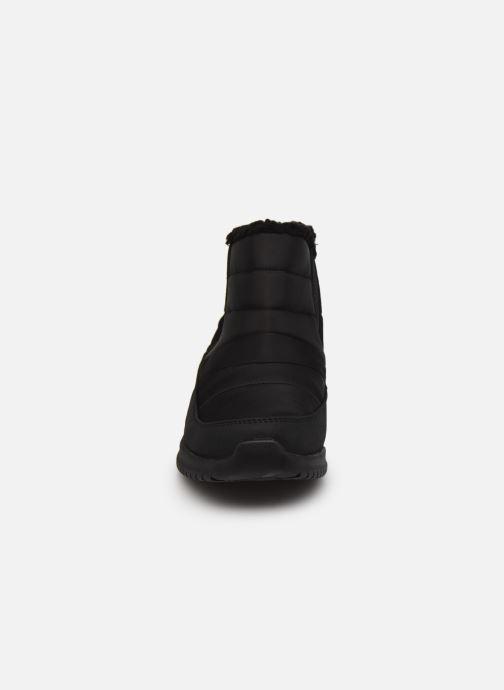 Zapatillas de deporte Skechers ULTRA FLEX SHAWTY W Negro vista del modelo