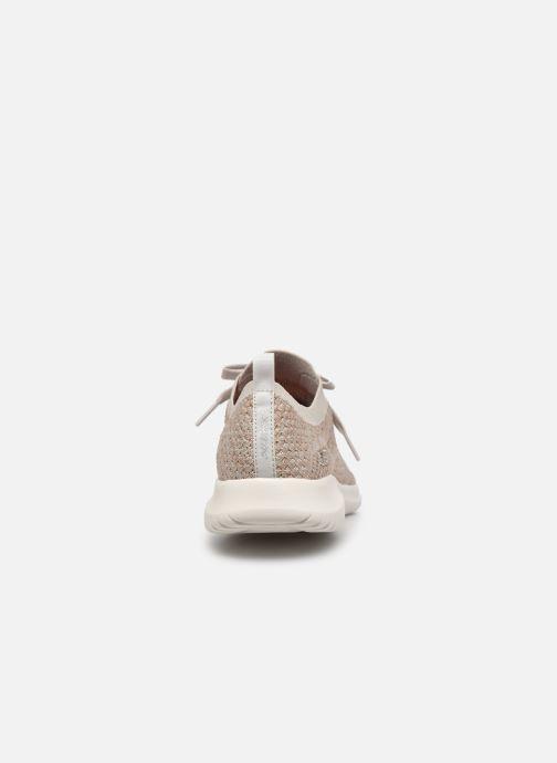 Chaussures de sport Skechers ULTRA FLEX-SALUTATIONS Beige vue droite