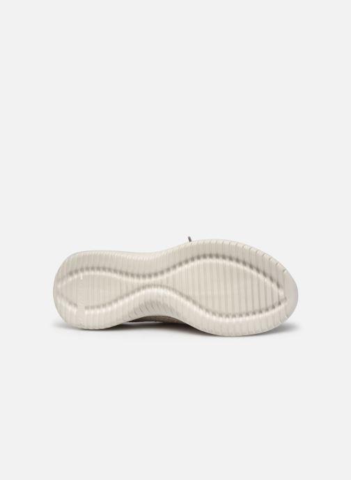 Chaussures de sport Skechers ULTRA FLEX-SALUTATIONS Beige vue haut
