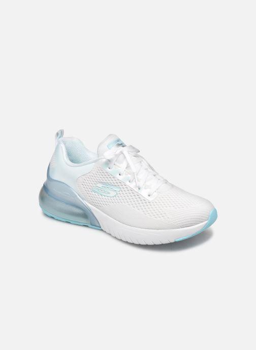 Baskets Skechers SKECH-AIR STRATUS-GLAMOUR TOU Blanc vue détail/paire