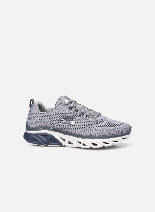 Chaussures de sport Skechers Glide Step Sport Bleu vue derrière