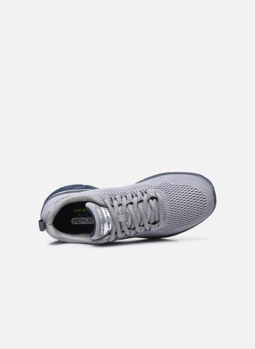 Chaussures de sport Skechers Glide Step Sport Bleu vue gauche