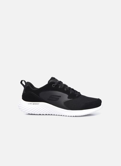 Deportivas Skechers Bounder Caught Up Negro vistra trasera