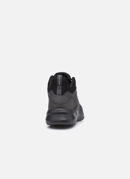 Zapatillas de deporte Skechers Ultra Flex 2.0 Alcrest Negro vista lateral derecha