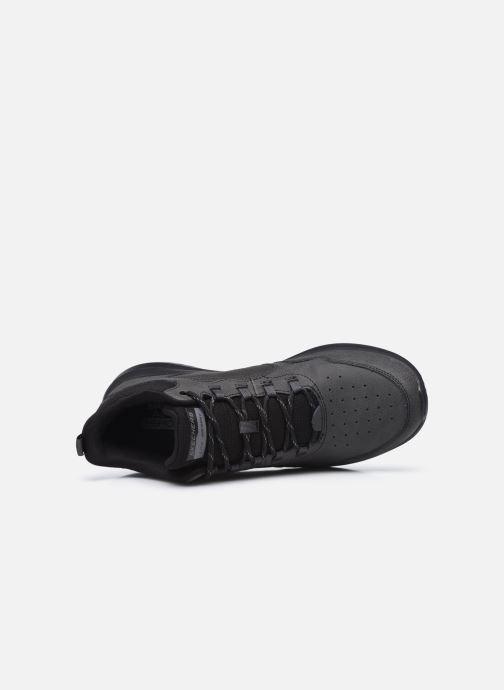 Zapatillas de deporte Skechers Ultra Flex 2.0 Alcrest Negro vista lateral izquierda