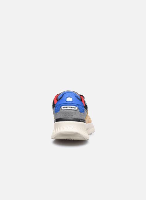 Sneakers Skechers Matera 2.0 Ximino Nero immagine destra
