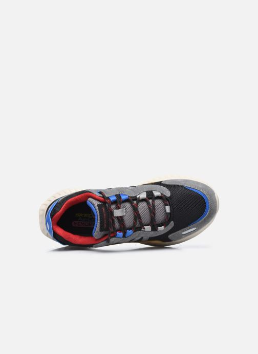 Sneakers Skechers Matera 2.0 Ximino Nero immagine sinistra