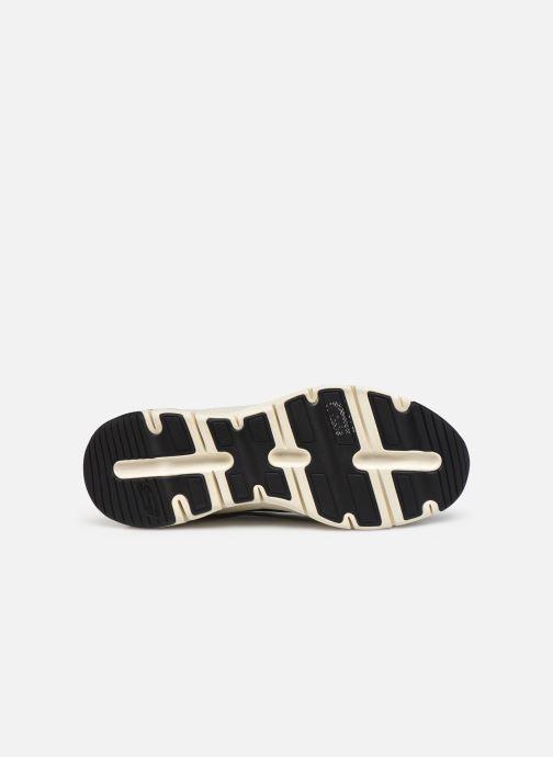 Sneaker Skechers Arch Fit schwarz ansicht von oben
