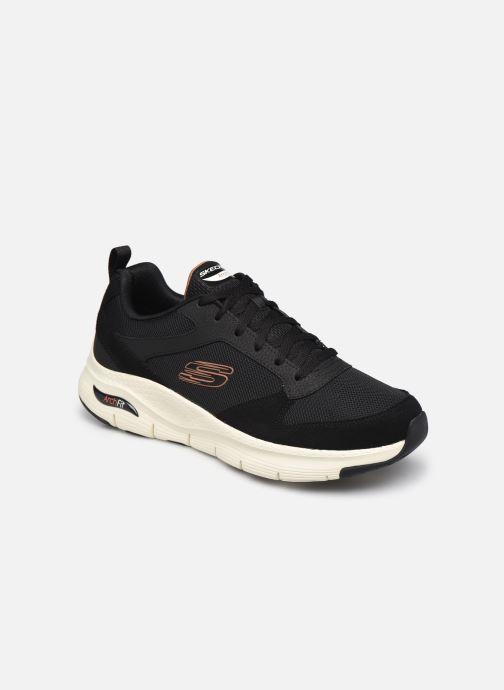 Sneaker Skechers Arch Fit schwarz detaillierte ansicht/modell