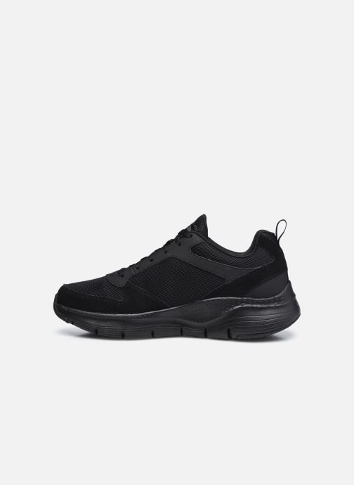 Sneakers Skechers Arch Fit Nero immagine frontale