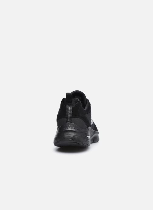 Sneakers Skechers Arch Fit Nero immagine destra