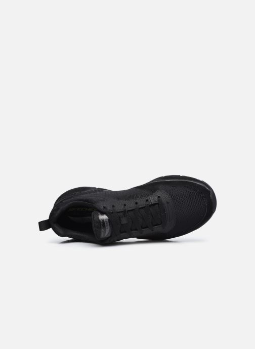 Sneakers Skechers Arch Fit Nero immagine sinistra