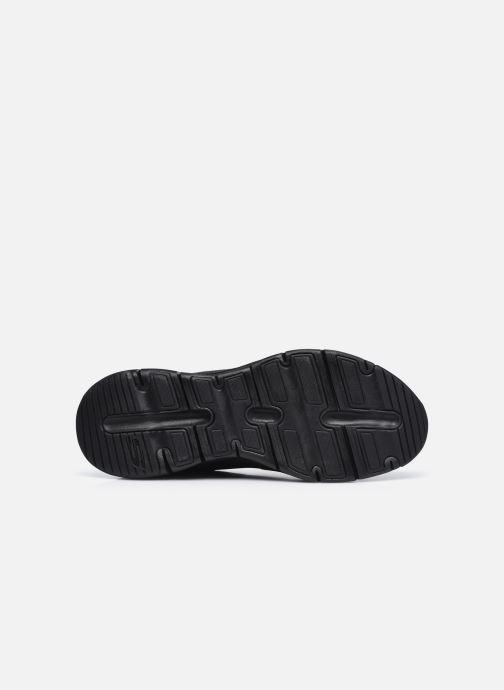 Sneakers Skechers Arch Fit Nero immagine dall'alto
