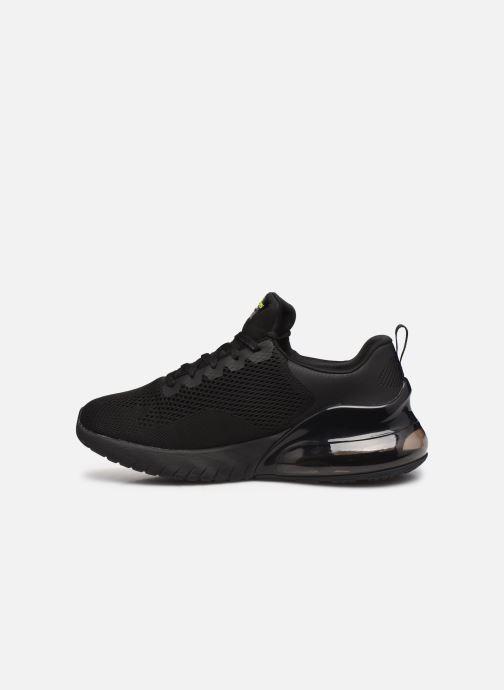 Sneakers Skechers Skech-Air Stratus Maglev Zwart voorkant