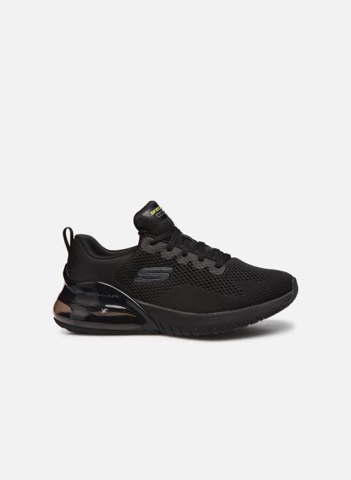 Sneakers Skechers Skech-Air Stratus Maglev Zwart achterkant