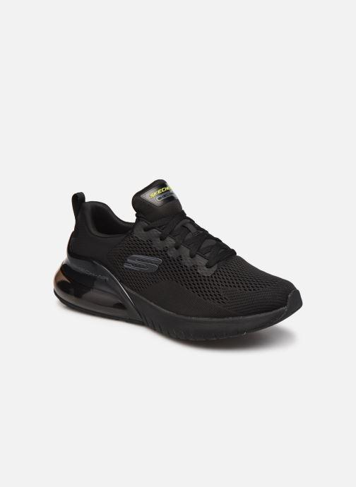 Sneakers Skechers Skech-Air Stratus Maglev Zwart detail