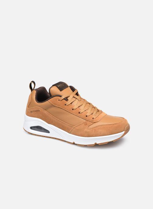 Sneaker Skechers Uno Stacre gelb detaillierte ansicht/modell