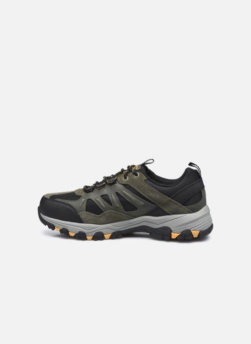Chaussures de sport Skechers Selmen Enago Noir vue face