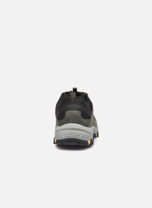 Chaussures de sport Skechers Selmen Enago Noir vue droite