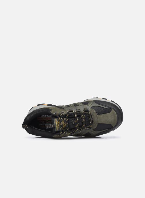 Chaussures de sport Skechers Selmen Enago Noir vue gauche