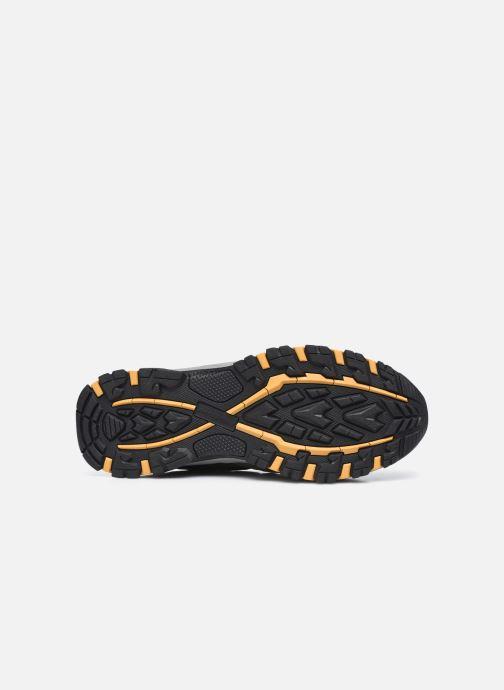 Sportschuhe Skechers Selmen Enago schwarz ansicht von oben
